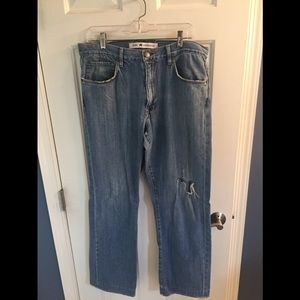 Agave Brand The Waterman Jeans Sz 36